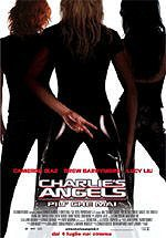 locandina del film CHARLIE'S ANGELS PIU' CHE MAI