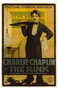 locandina del film CHARLOT A ROTELLE