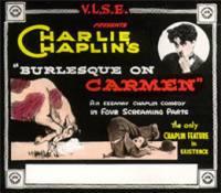 locandina del film CHARLOT E CARMEN