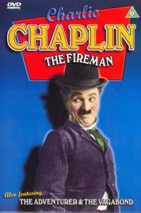 locandina del film CHARLOT POMPIERE