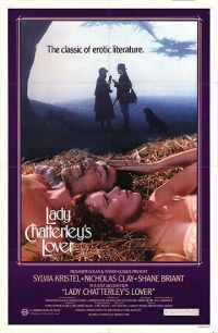 locandina del film L'AMANTE DI LADY CHATTERLEY