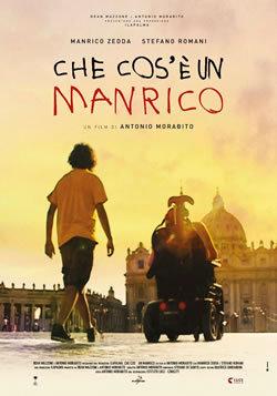 locandina del film CHE COS'E' UN MANRICO