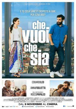 locandina del film CHE VUOI CHE SIA