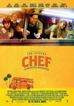 locandina del film CHEF - LA RICETTA PERFETTA