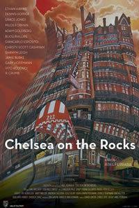 locandina del film CHELSEA ON THE ROCKS