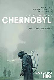 locandina del film CHERNOBYL