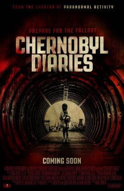 locandina del film CHERNOBYL DIARIES - LA MUTAZIONE