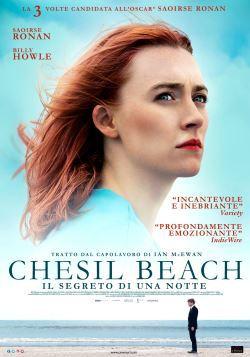 locandina del film CHESIL BEACH - IL SEGRETO DI UNA NOTTE