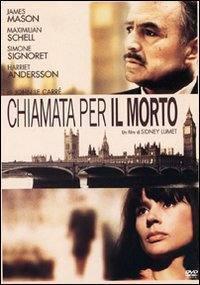 locandina del film CHIAMATA PER IL MORTO