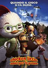 Chicken Little – Amici Per Le Penne (2005)