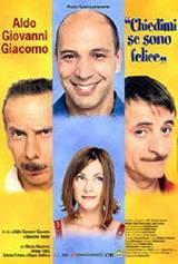 locandina del film CHIEDIMI SE SONO FELICE