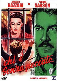 locandina del film CHI E' SENZA PECCATO...