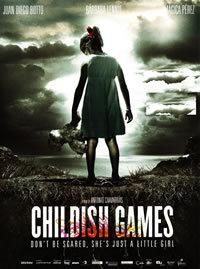 locandina del film CHILDISH GAMES