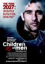 locandina del film CHILDREN OF MEN - I FIGLI DEGLI UOMINI
