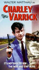 locandina del film CHI UCCIDERA' CHARLEY VARRICK?