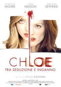 locandina del film CHLOE - TRA SEDUZIONE E INGANNO