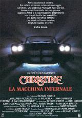 locandina del film CHRISTINE LA MACCHINA INFERNALE