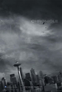 locandina del film CHRONICLE