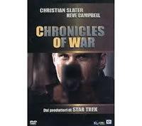 locandina del film CHRONICLES OF WAR