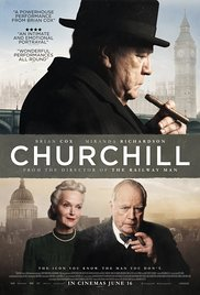 locandina del film CHURCHILL