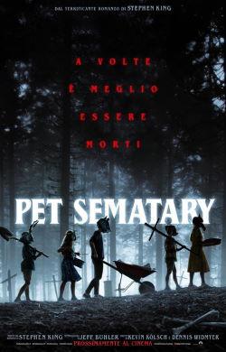locandina del film PET SEMATARY