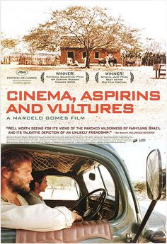 locandina del film CINEMA, ASPIRINS AND VULTURES