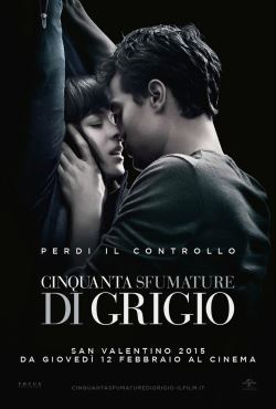 locandina del film CINQUANTA SFUMATURE DI GRIGIO