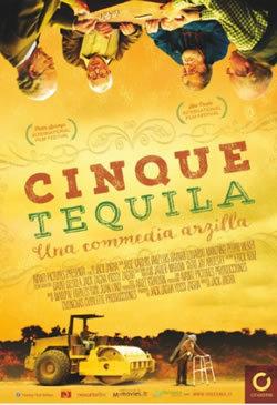 locandina del film CINQUE TEQUILA