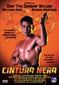 locandina del film CINTURA NERA