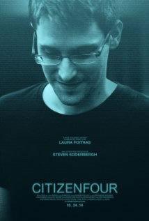 locandina del film CITIZENFOUR