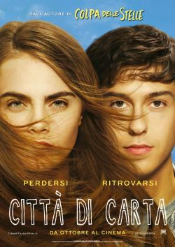 locandina del film CITTA' DI CARTA