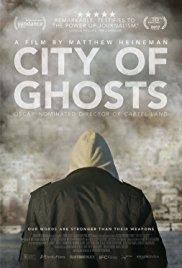 locandina del film CITY OF GHOSTS