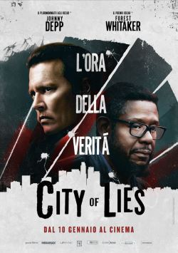 locandina del film CITY OF LIES