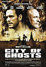 locandina del film CITY OF GHOSTS