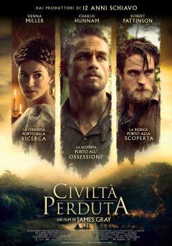 locandina del film CIVILTA' PERDUTA