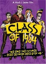 locandina del film CLASSE 1984