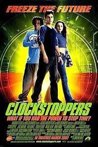locandina del film CLOCKSTOPPERS