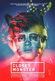 locandina del film CLOSET MONSTER