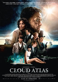 locandina del film CLOUD ATLAS