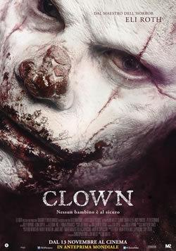 locandina del film CLOWN (2014)