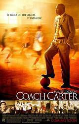 locandina del film COACH CARTER