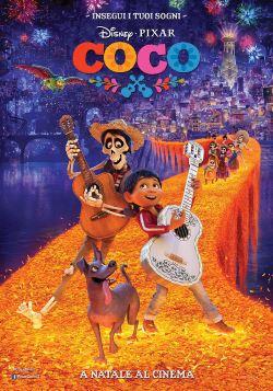 locandina del film COCO (2017)