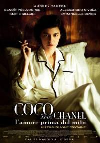 locandina del film COCO AVANT CHANEL - L'AMORE PRIMA DEL MITO