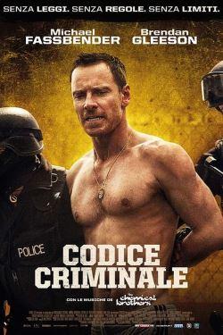 locandina del film CODICE CRIMINALE (2017)