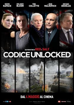 locandina del film CODICE UNLOCKED