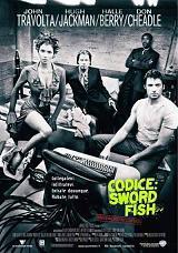 locandina del film CODICE SWORDFISH