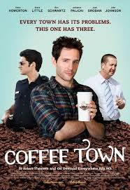 locandina del film COFFEE TOWN