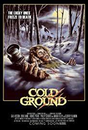 locandina del film COLD GROUND