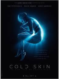 locandina del film COLD SKIN