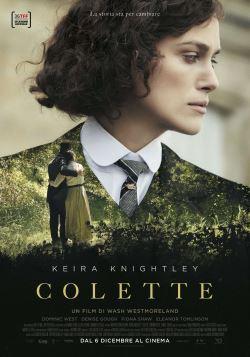 locandina del film COLETTE (2018)